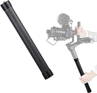 Gimbal Extension Pole Carbon Fiber Rod Monopod Stick Lightweight 1/4'' 3/8'' Thread for DJI Ronin S/SC, OSMO Mobile 3, ZHI...