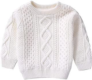 chunky baby sweater