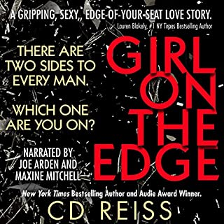 Couverture de Girl on the Edge