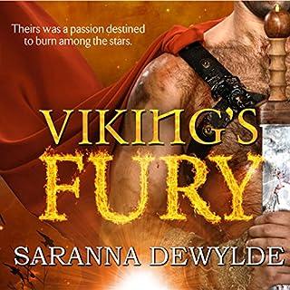 Viking's Fury audiobook cover art