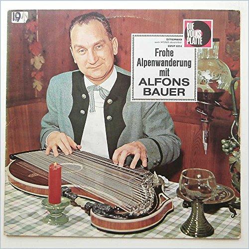 Frohe Alpenwanderung Mit Alfons Bauer [LP]