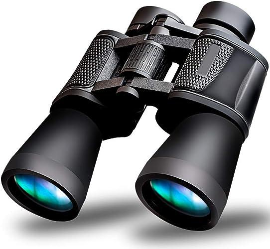 Kanqingqing Jumelles Jumelles d'observation d'observation d'oiseaux Professionnelles de télescope compactes antibuée, pour l'observation en extérieur (Taille   20x60)