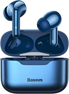 $59 » Sponsored Ad - Baseus True Wireless Earbuds Bluetooth Headphones ANC, Active Noise Cancelling 4-Mics ENC Call Noise Cancel...