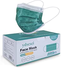 Disposable Kids Face Masks 3-ply Breathable & Comfortable Safety Children Mask Adjustable Nose Clip Elastic Ear Loops for ...