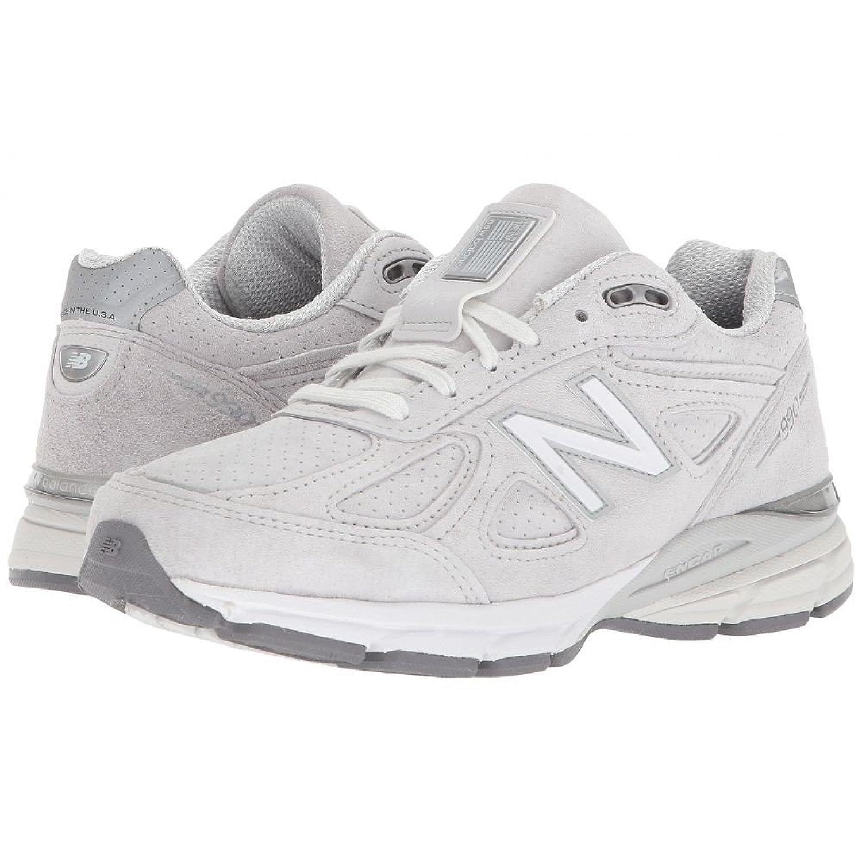 丁寧落ち込んでいる名前で(ニューバランス) New Balance レディース シューズ?靴 スニーカー W990v4 [並行輸入品]