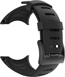 patrohoo Suunto Core Strap, Rubber Replacement Watch Band for Suunto Core SS014993000?