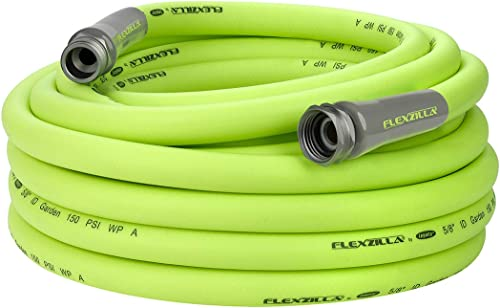 Flexzilla-HFZG550YW-Garden-Lead-In-Hose-5/8-In.-x-50-ft,-Heavy-Duty