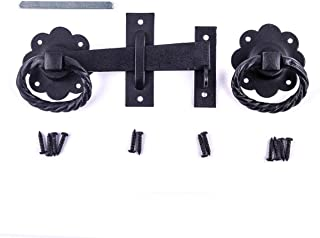 Best iron gate latch design Reviews