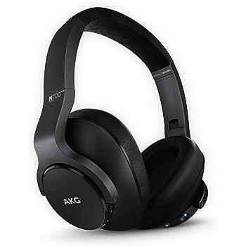 AKG N700NC M2 Wireless Ear Cup (Over The Ear) Headphone - Black