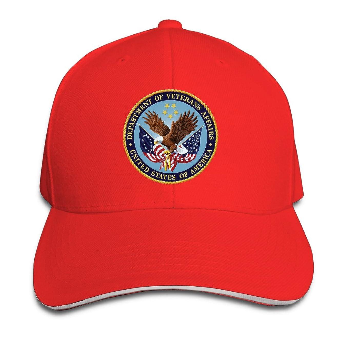 Fitted Department Of Veterans Affairs Usa Baseball Caps Black Sandwich Peaked Cap mkgpxwiyni7158