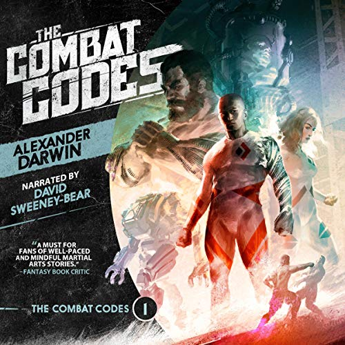 The Combat Codes Audiobook By Alexander Darwin cover art
