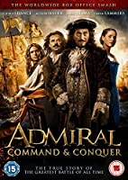 Admiral - Command and Conquer [Region 2]