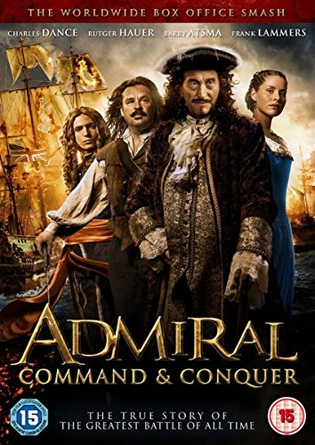 Admiral: Command and Conquer [DVD] [UK Import]