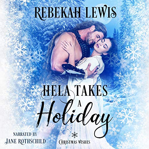 Hela Takes a Holiday audiobook cover art