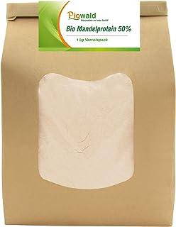 BIO Mandelprotein 50% - 1 kg Vorratspack