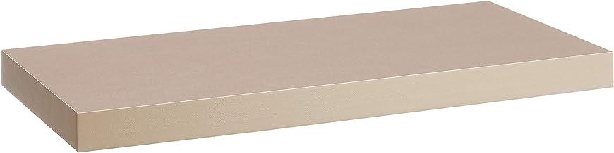 Modul'Home 6RAN791BC - Estantería para Colgar (Tablero DM, 50 x 22,8 x 3,4 cm), Tablero/Madera DM, marrón Pardo, 50 x 22,8 x 3,4 cm