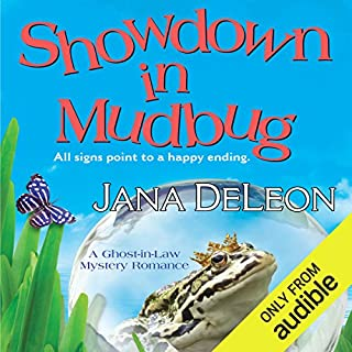 Showdown in Mudbug                   By:                                                                                                                                 Jana DeLeon                               Narrated by:                                                                                                                                 Johanna Parker                      Length: 8 hrs and 1 min     1,004 ratings     Overall 4.5