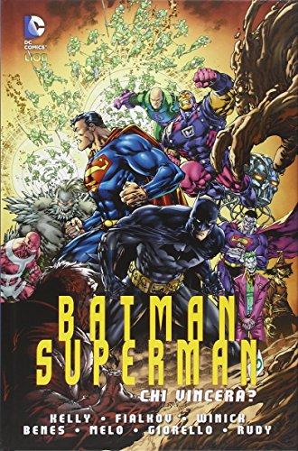 Batman/Superman. Chi vincerà?