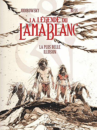 La Légende du lama blanc - Tome 02: La plus belle Illusion