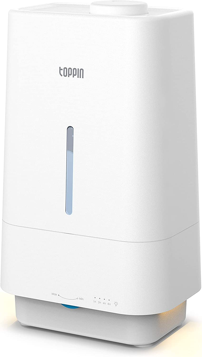 TOPPIN Humidifiers for Bedroom - Max 54% OFF New sales Top Cool Mist Fill
