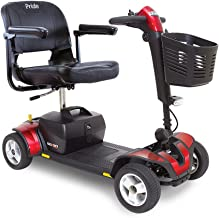 500 lb capacity scooter