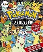Pokemon - L'encyclo NED 2017 de Hachette Jeunesse