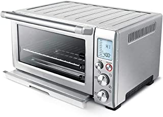 "Breville Smart Oven Pro (Renewed), 18.5"" x 14.5"" x 22.8"", Silver"
