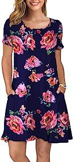 Best navy blue flower shirt Reviews