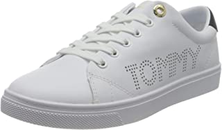 Tommy Hilfiger Th Iconic Cupsole Sneaker, Basket Femme