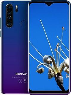 Blackview A80 Plus smartphone-aanbiedingen (2021), 6,49 inch 19:9 HD+ display, Helio P25 Octa-Core 4GB RAM 64GB ROM, 4680m...
