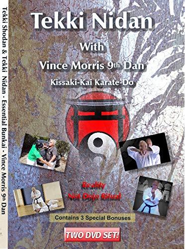 Tekki Shodan + Nidan - Kata and Introduction to Bunkai von Vince Morris - Doppel DVD