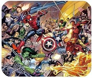 Alfombrilla de ratón Rectangular con diseño de Marvel The Avengers 2 Age of Ultron