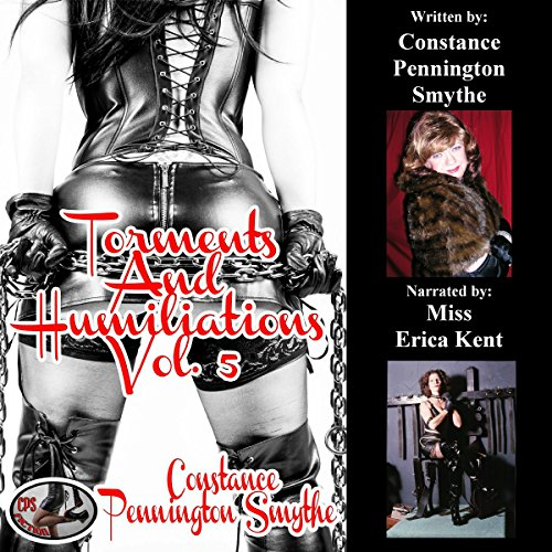 Torments and Humiliations: Volume 5 audiobook cover art
