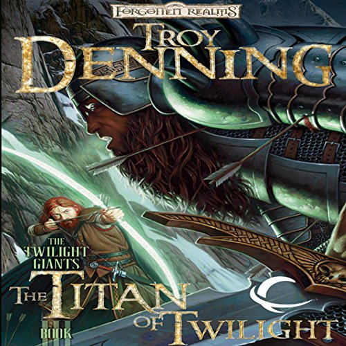 The Titans of Twilight audiobook cover art