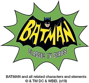 Batman Classic TV Series Logo Classic Chrome Plated Metal Envelope Letter Opener Slitter
