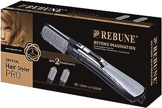 جهاز تصفيف الشعر 3 في 1 من ريبون، لون اسود، RE-2024-2