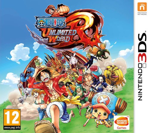 One Piece Unlimited World Red: Straw Hat Edition (Nintendo 3DS) [UK IMPORT]