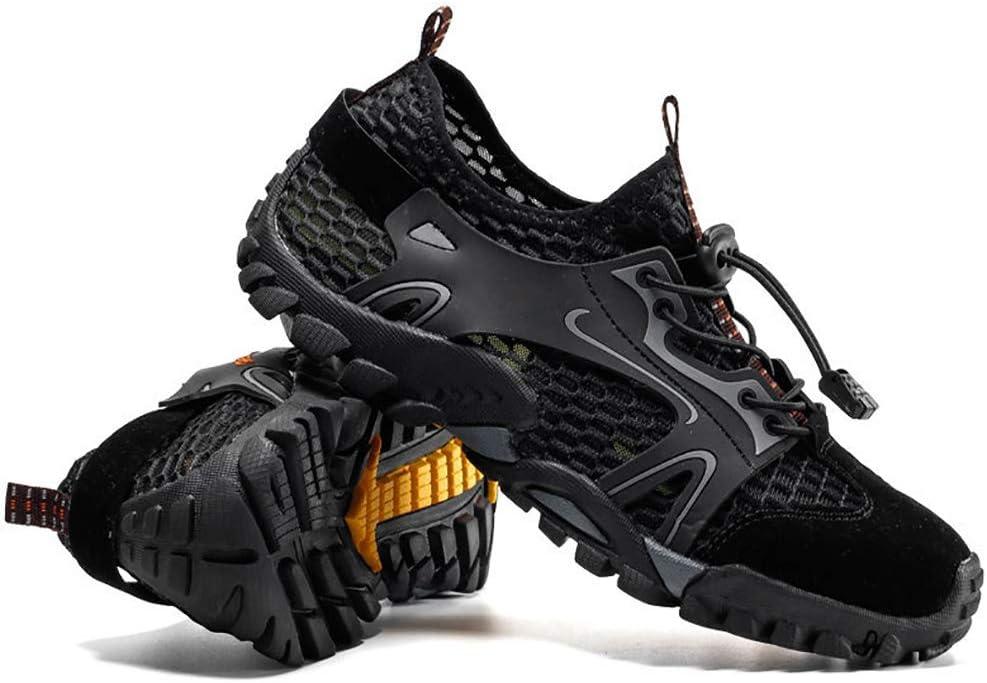 Gowell Zapatos Aqua Playa Zapatos de vadeo al Aire Libre ...
