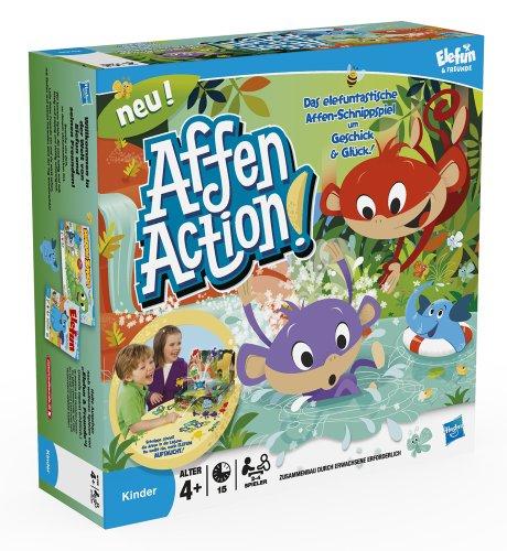 Hasbro 26983100 - Affen Action