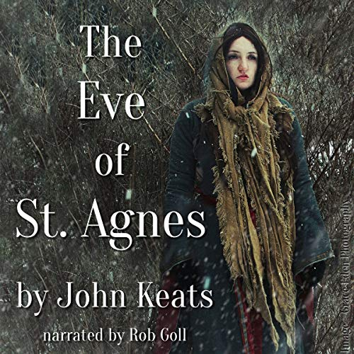 The Eve of St. Agnes cover art