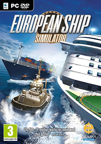 Pccd European Ship Simulator (Eu)