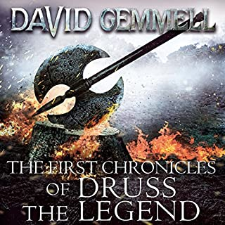 The First Chronicles of Druss the Legend     Drenai, Book 6              By:                                                                                                                                 David Gemmell                               Narrated by:                                                                                                                                 Sean Barrett                      Length: 14 hrs and 5 mins     418 ratings     Overall 4.9