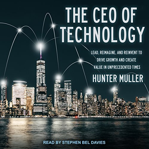 The CEO of Technology cover art