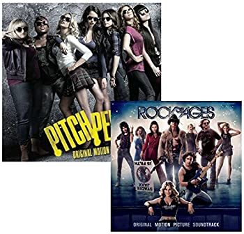 Pitch Perfect - Rock Of Ages - 2 CD Album Bundling