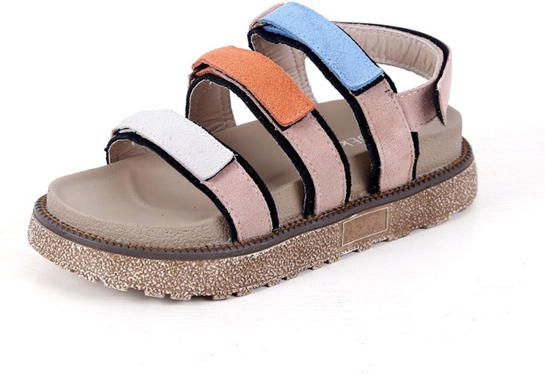 PRETTYHOMEL Women Sandals Wedges Sandals Ladies Open Toe Round Toe Platform Sandals shoes