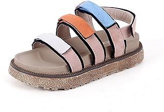 Queena Wheeler Womens Sandals Studded Summer Espadrille Platforms Shoes Size Wedge Flat Sandals