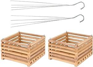 Best large staghorn fern hanging basket Reviews