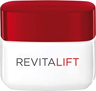 L'Oreal Paris Revitalift Moisturizing Eye Cream with Pro-retinol & Fibrelastyl - Anti-Wrinkle + Enhanced Elasticity, 15 ml