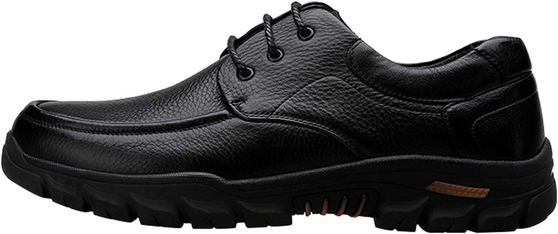 Men's Lace shoes Business Dress shoes Lok Fu shoes Comfortable And Breathable