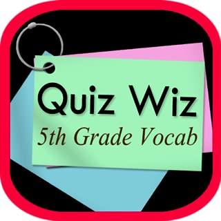 Quiz Wiz - 5th Grade Vocabulary